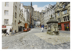 West Bow (Foot of Victoria Street)