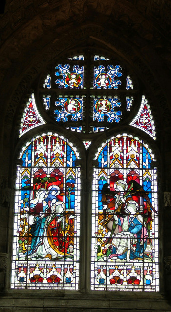 A visit to Rosslyn Chapel