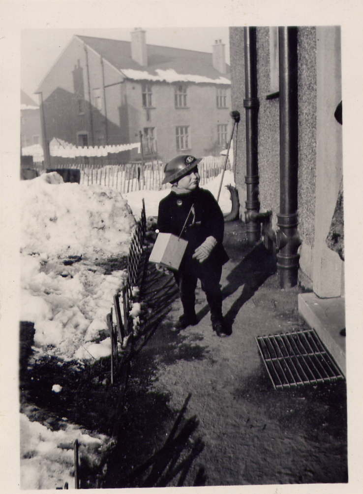 Winter 1940 - War comes to Carrick Knowe