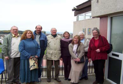 Former residents of Oxgangs High Rise Flats