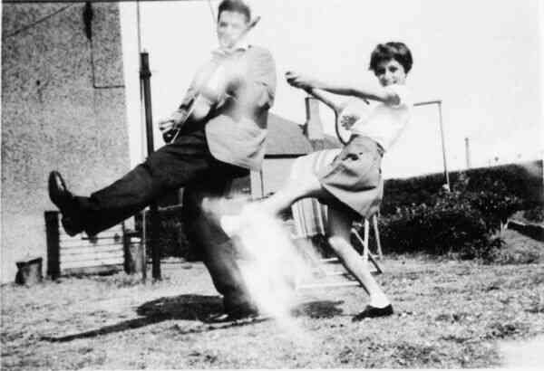 """Dig That Kick"" 1961"