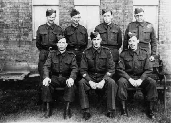 Bruce Peebles & Co Home Guard 1939