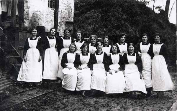 Gunpowder Mill Employees 1925-1930