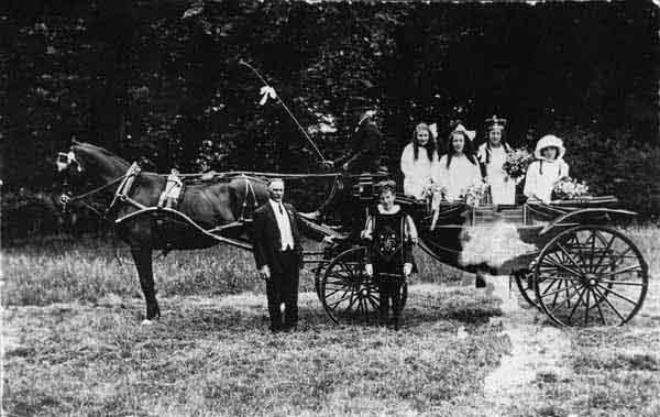 Roslin Gala Queen 1914