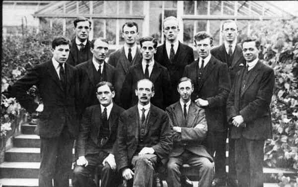 Staff Portrait Royal Botanic Gardens c.1930