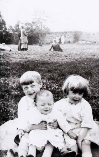 Children In The Park c.1923