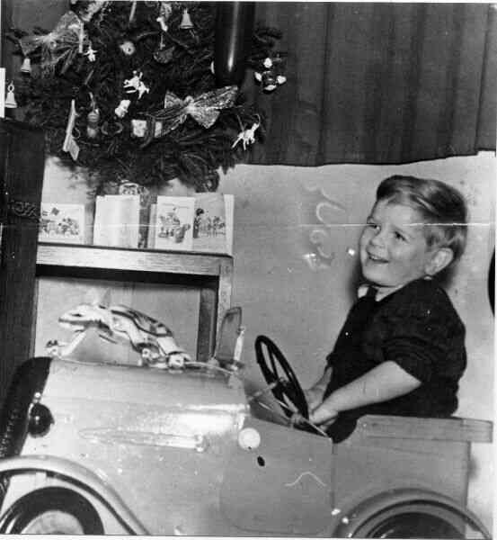 Christmas Day Presents 1951