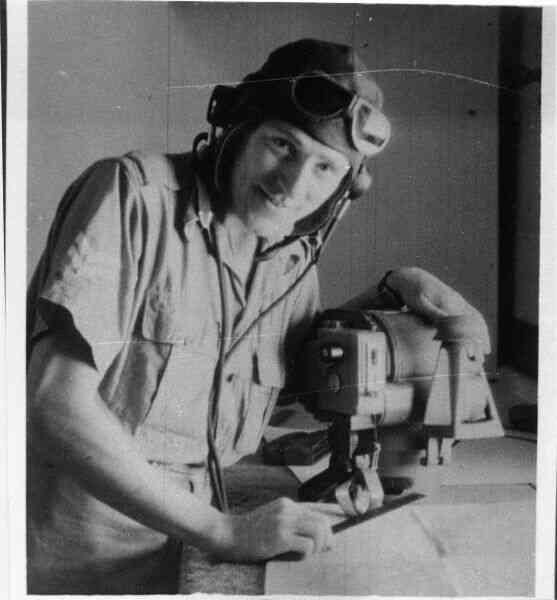Photo Reconnaissance Pilot 1942
