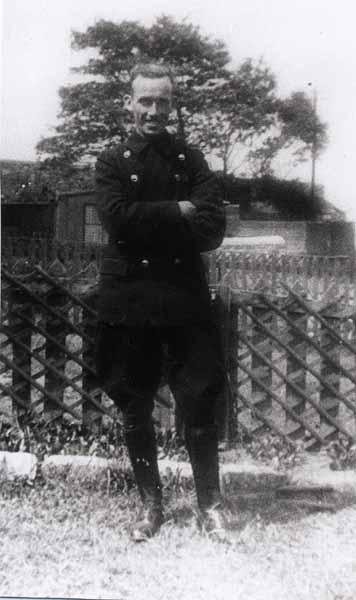 Chauffeur 1937