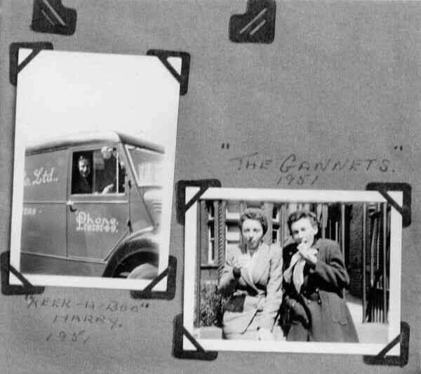 Photo Album Page 1951
