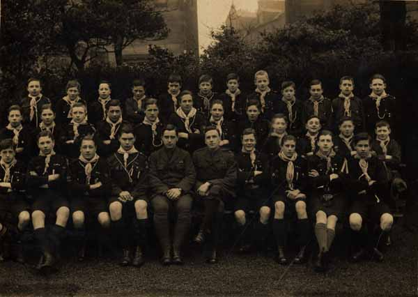 Scout Group c.1920