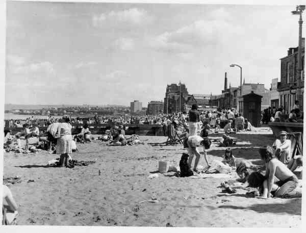 Portobello Beach c.1969