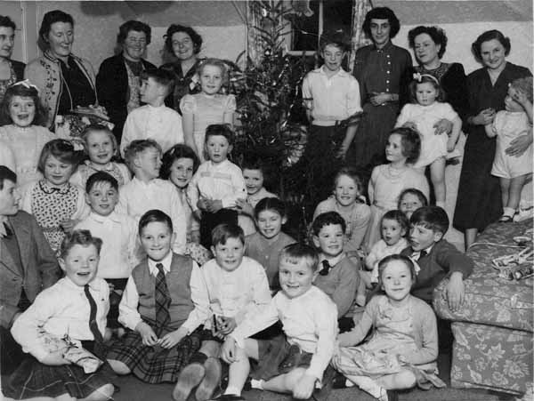 Children's Christmas Party c.1953