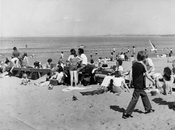 Portobello Beach, early 1970s