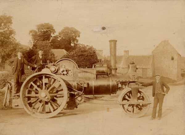 Traction Engine c.1900