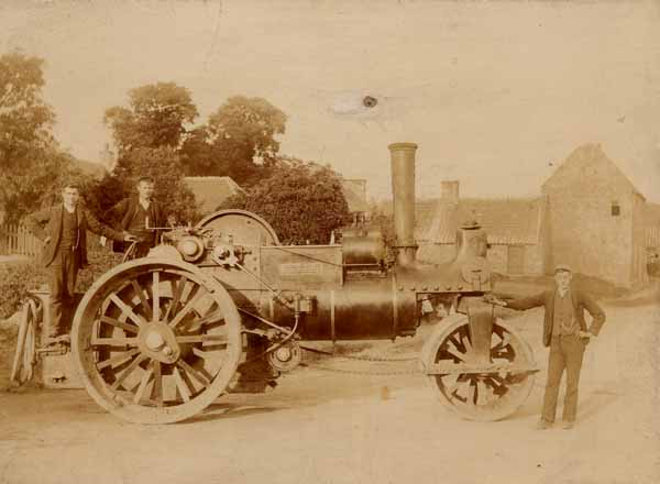 Traction Engine c.1900