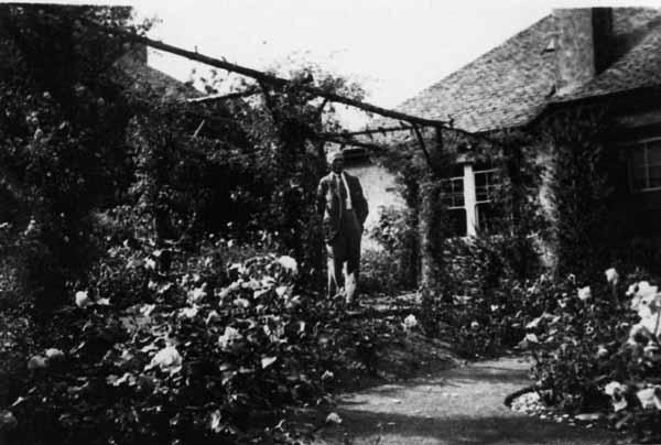 In The Garden 1930s