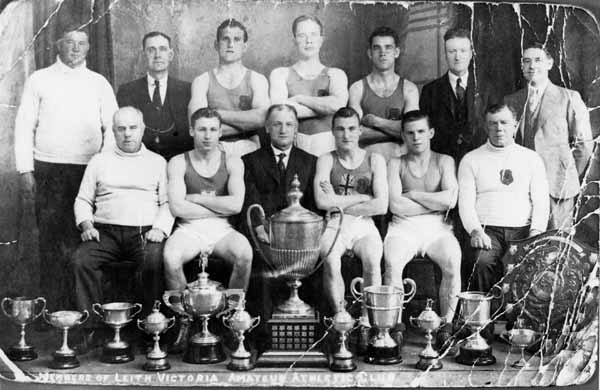 Leith Victoria Amateur Athletics Club Portrait 1905-06
