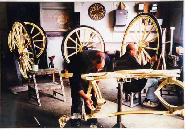 Scotmid Coach Works Restoration And Painting 1992