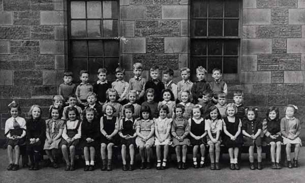 Primary School Class Portrait 1950s