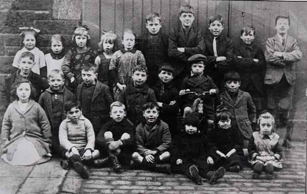 Primary School Class Portrait 1920s