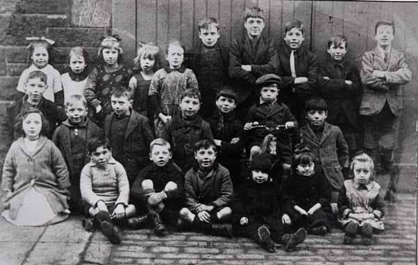 Primary School Class Portrait 1920s