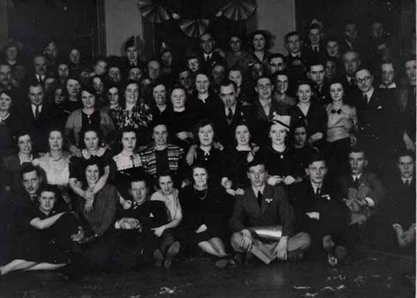 Dalry Ward Ambulance Depot Christmas Party At North Merchiston School, 22nd Dec 1939