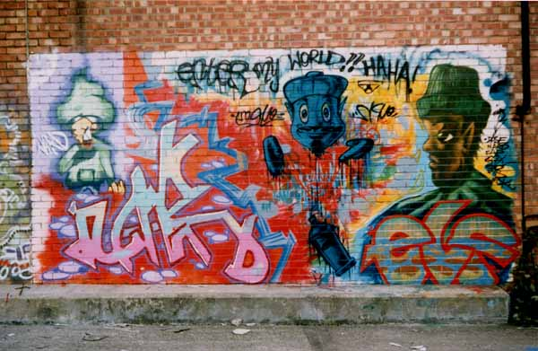 Graffiti 1994