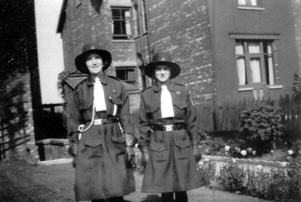 Girl Guides c.1932