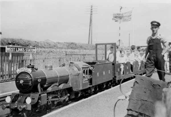 Kerr's Miniature Railway 1960