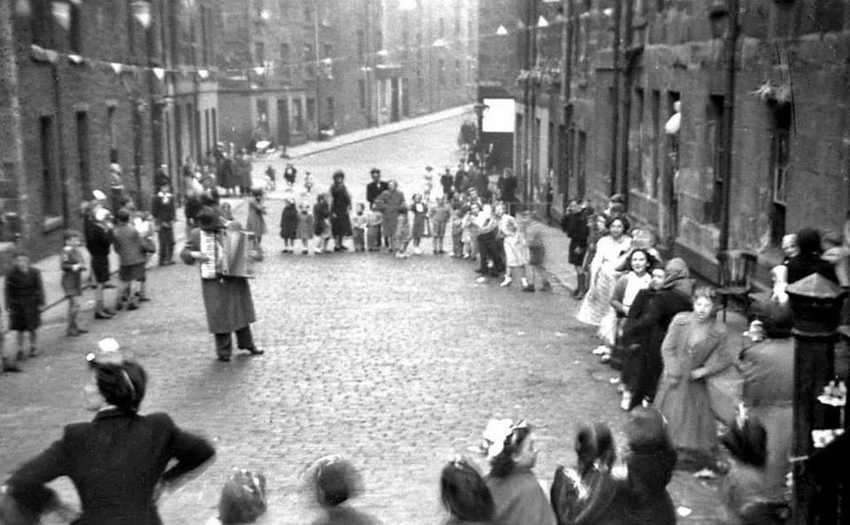 Coronation Day Street Party