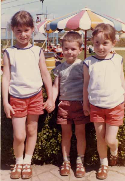 Children At Butlins 1966