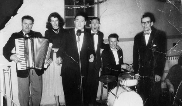 """The """"Capi Concert """" 1950"""