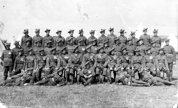 Troop Of The Royal Scots Greys c.1930