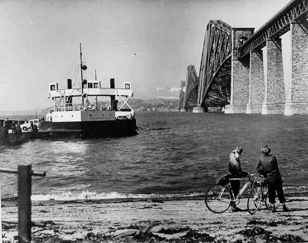 Forth Ferry Crossing 1954