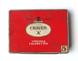 Craven A cigarettes