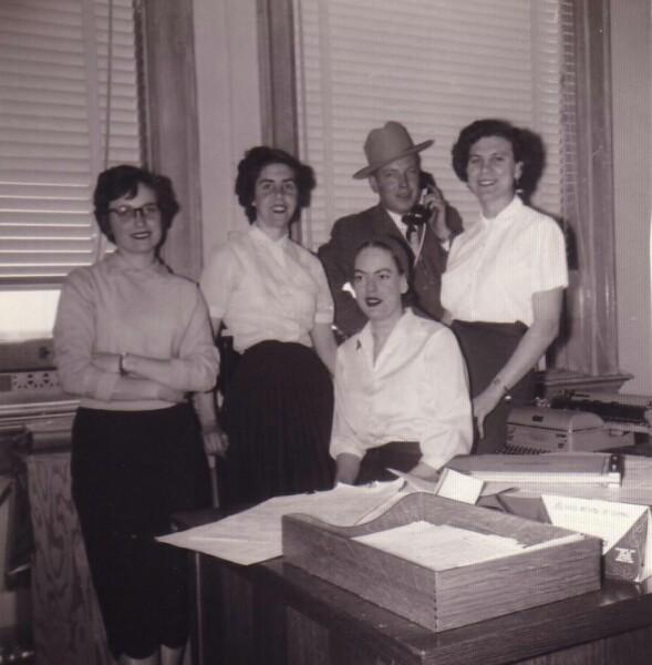 Office Break, 15th May 1954