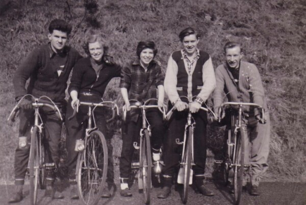Cycling Trip, 22nd March 1953