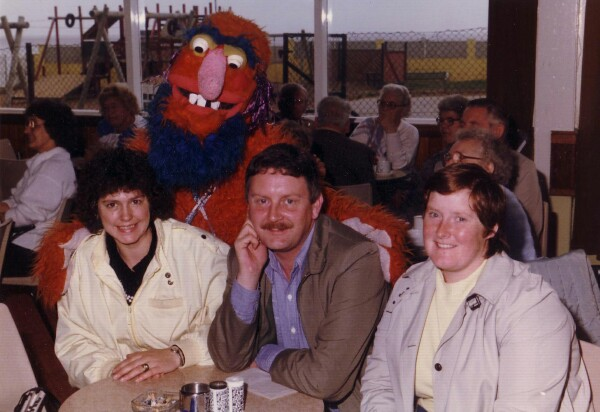 Pontins Holiday Camp c.1985