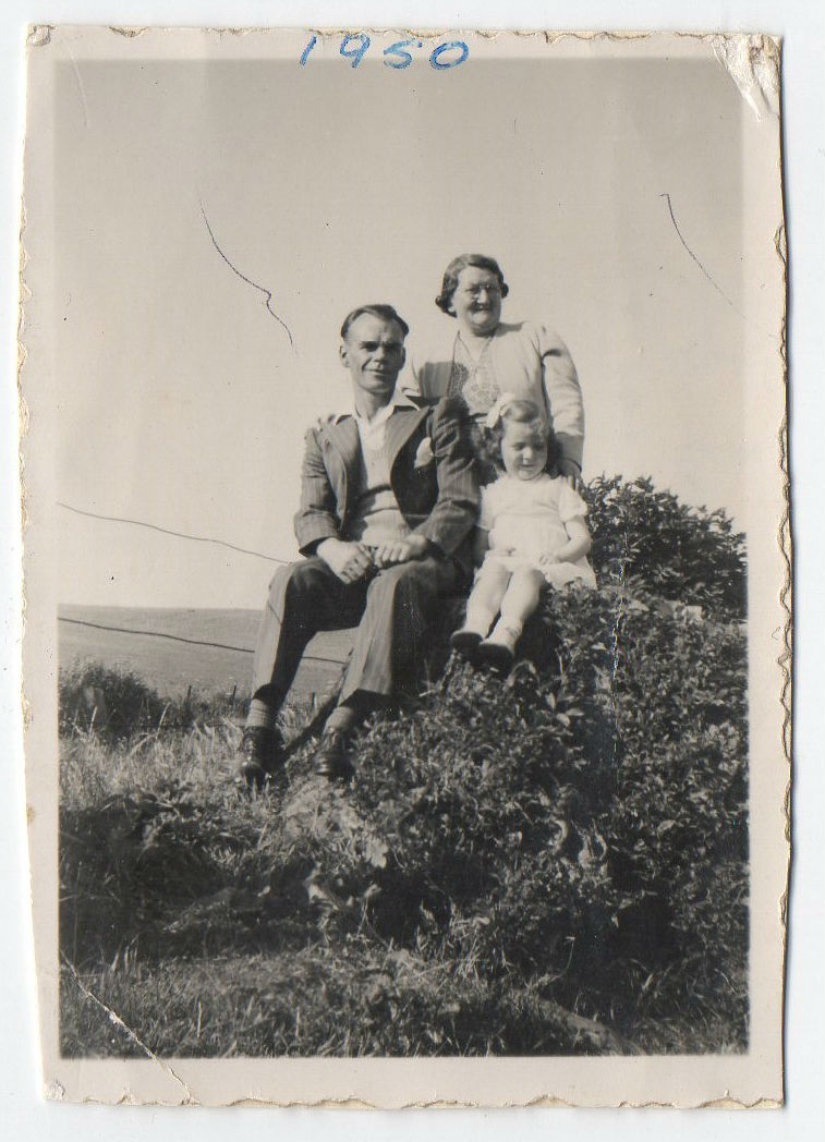 Kathleen Glancy -  Family Photograph
