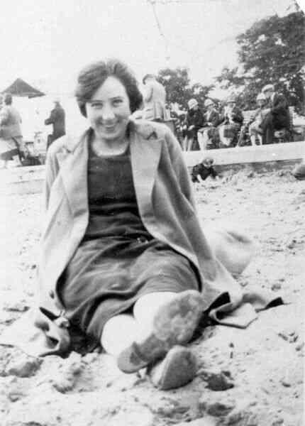 Young Woman On Honeymoon 1930