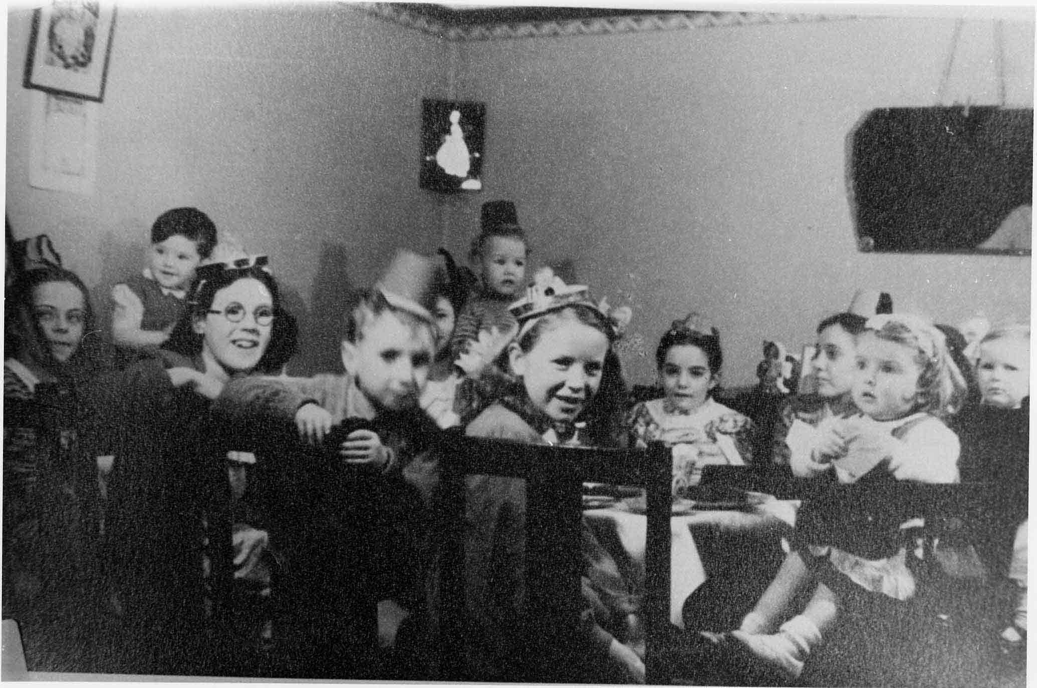 Children's Party c.1948