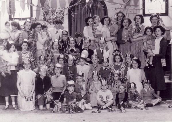 Coronation Day Celebration 1953