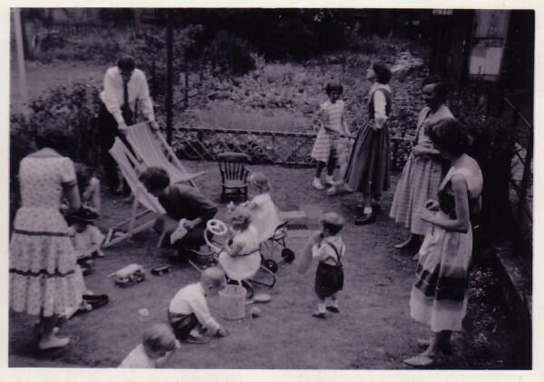 Children's Birthday Party 1960