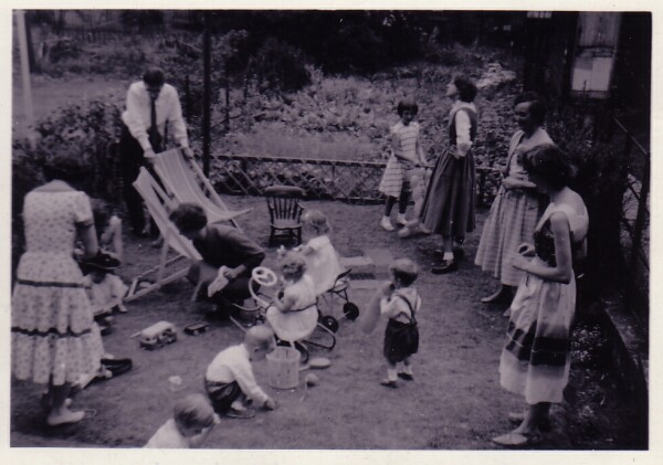 Children's Birthday Party 1960