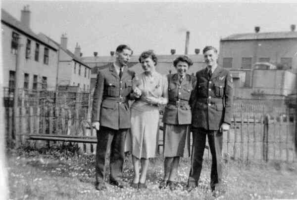 Wartime Wedding 1942