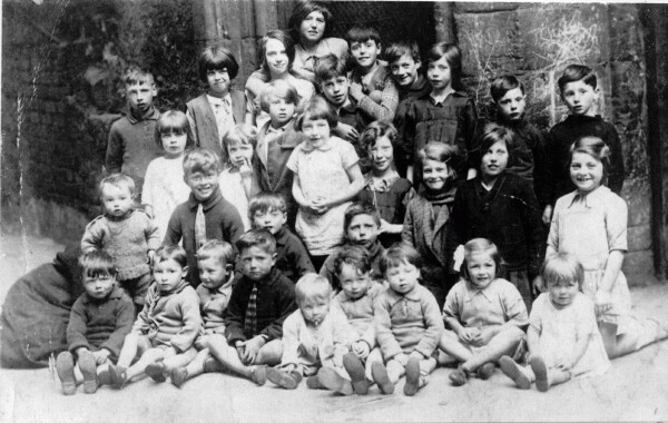 School Portrait Castle Hill School 1929