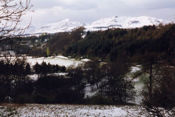 The Cleugh By Roslin And Auchendinny 2001