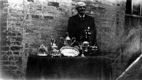 Rifle Trophy Winner 1950s