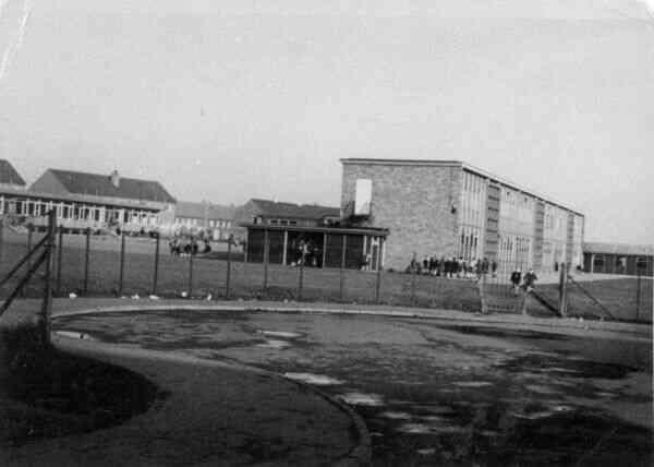 Drylaw Primary School 1956